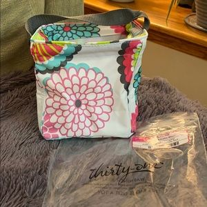 Thirty-one Littles Carry All Caddy Bloom NWT